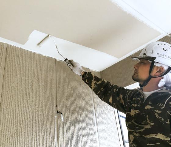 1級建築塗装技能士 3名在籍