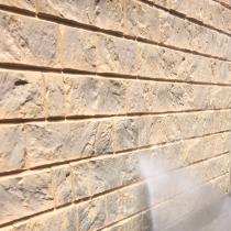 修善前の外壁の写真1